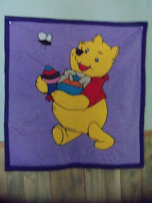 Winnie the Pooh and Honey Pots...39 x 36