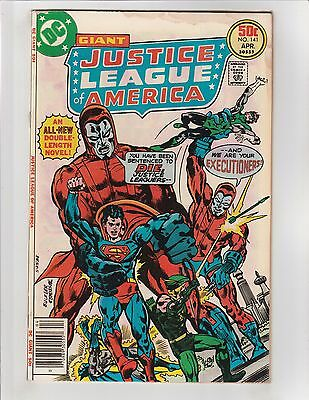 Justice League of America (1960) #141 VG 4.0 DC Comics Batman,Superman