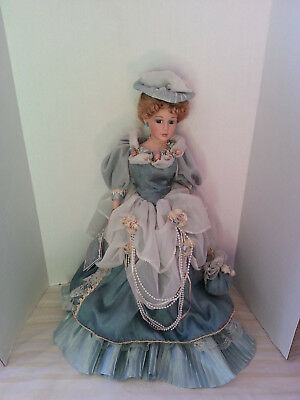 22 ''rebecca collection porcelain limited edition doll