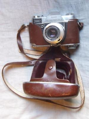 Old Camera Kodak Retina Reflex S