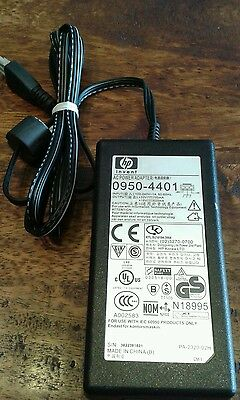 HP AC PRINTER POWER SUPPLY 0950-4401 32V@700mA + 16V@625mA  - GENUINE OEM ITEM