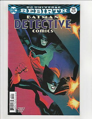 Detective Comics (1937) #949 NM- 9.2 Cover B DC Rebirth Batman,Batwoman