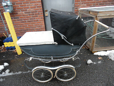 Early 1960's Baby Carriage  no  reserve look !!!!!!!!!!!!!!!!!!!!!!!!!!!!!!!!!