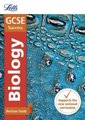 New Complete Lett GCSE Success Science Exam Practice Workbook & Revision Guide
