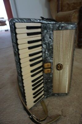 """Piano Accordian """"Challenge"""" brand, Made in Italy"""