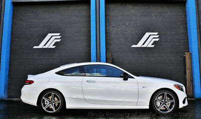 2017 Mercedes-Benz C-Class AMG C 43 4MATIC Coupe 2017 Mercedes Benz C43 AMG 4Matic 9,952 1 Owner Miles financing Available Trades