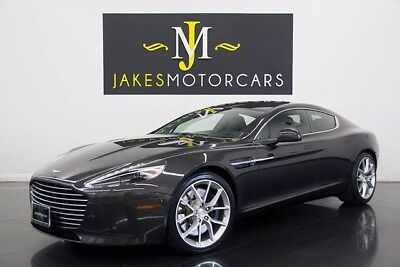 2014 Aston Martin Rapide S ($230K MSRP!) 2014 ASTON MARTIN RAPIDE S~$230K MSRP! EXTERIOR AND INTERIOR CARBON PKG~REAR DVD