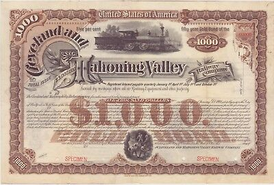 Cleveland and Mahoning Valley Railway Co.