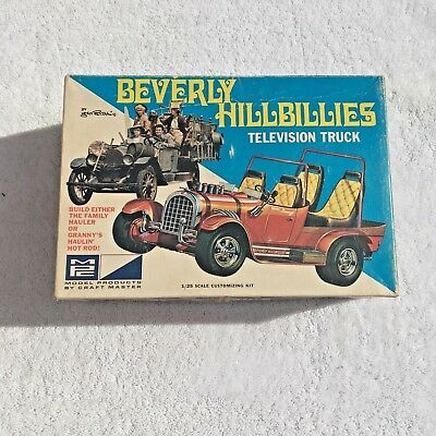 MPC Bevely Hillbillies Vintage Model Car Truck