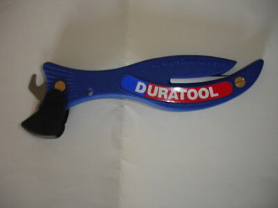 Safety Knife Fish Style Duratool F200