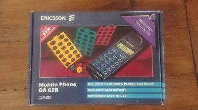For Sale Vintage Ericsson Ga628 With Box Retro Phone Mobile