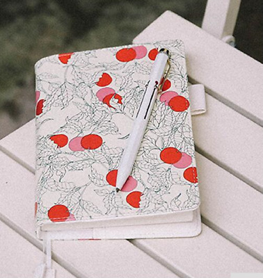 """A5 A6 Size Hobonichi Planner Cover Faux Leather, Artist Series """"The Harvest"""""""
