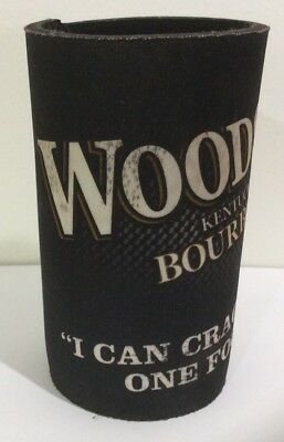 I Can Crack A One Foot Woody Stubby Holder,woodstock Bourbon Stubby Holder