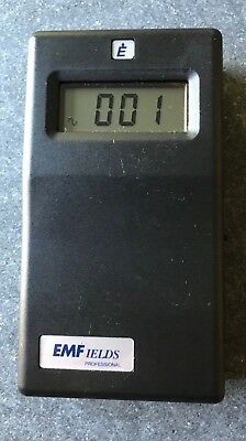 EMFields Professional Electric and Magnetic Field Meter (Excellent)