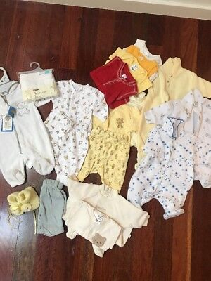 Baby Clothes Size 00000