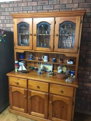 Solid Timber Buffet Hatch