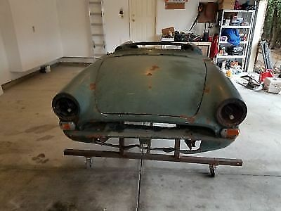 1965 Sunbeam Tiger  1965 sunbeam tiger