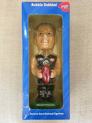 CARLTON ANTHONY KOUTOUFIDES AFL LIMITED EDITION 1990's BOBBLE DOBBLE IN BOX