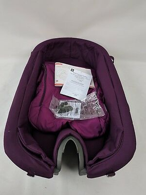 Stokke xplory Carry Cot purple