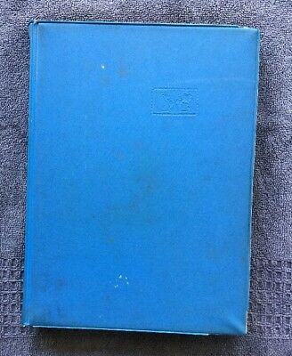 Vintage Used Stamp Album