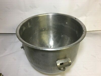 USED Stainless Steel 20 Qt Bowl for Hobart Mixer