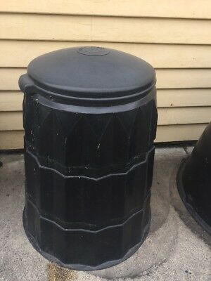 Rotary Press Compost Bin