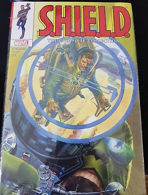 S.H.I.E.L.D the complete collection omnibus
