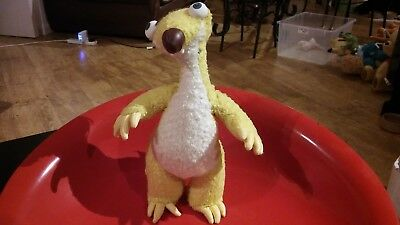 G12-76 Ice Age Sid Sloth Soft Toy  Offers/combine