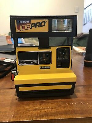 Vintage Polaroid Job Pro Camera