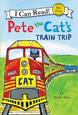Dean James-Pete The Cat`S Train Trip  (US IMPORT)  HBOOK NEW