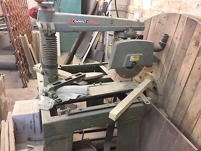 Dewalt Radial Arm Saw DW1251