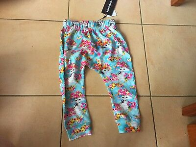 Rock Your Baby Year Of The Cat Pants  Sz 12- 18 Months Bnwt Rrp $39.95