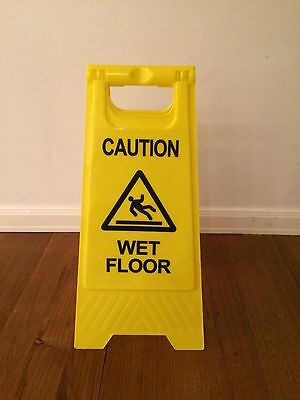Wet Floor Portable A Frame Sign Quality Product