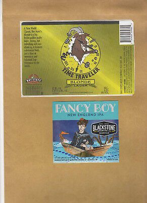 Rare Micro Beer Labels  Bay State  Great Northern  Blackstone !!!