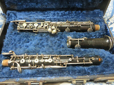 Marigaux Oboe in need of repair or for parts.