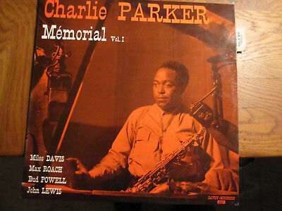 Charlie Parker  Miles Davis  Memorial Vol1 Rar