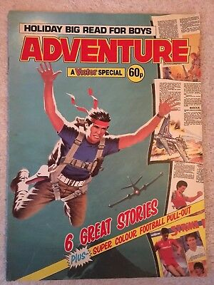 Victor Adventure Comic (Holiday) Special 1987