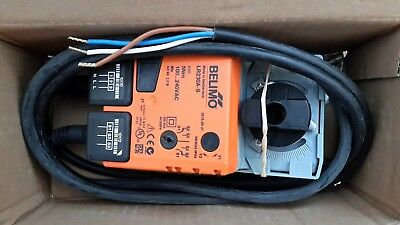 Belimo Lr230a-s Valve Act Ac 230v 5nm And Sw