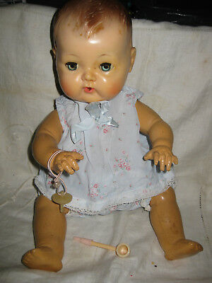 Vintage 1950's Me Character 33Cm Tiny Tears Baby Doll