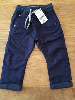 Next Boy Trousers 12-18 Months