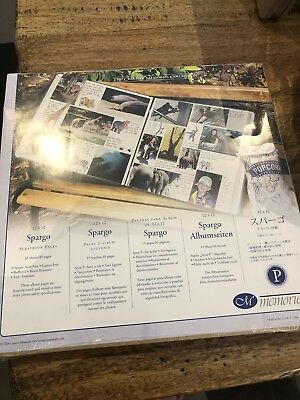 Creative Memories 12x12 Pages With Protectors