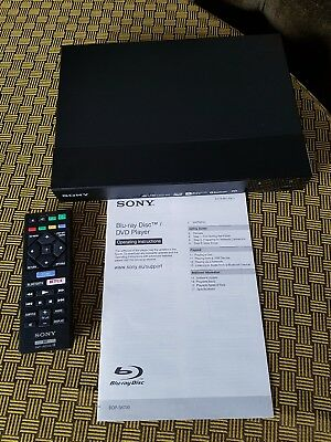 SONY BDP-S6700 Smart Blu-ray & DVD Player with 4K Upscaling catch up tv uk