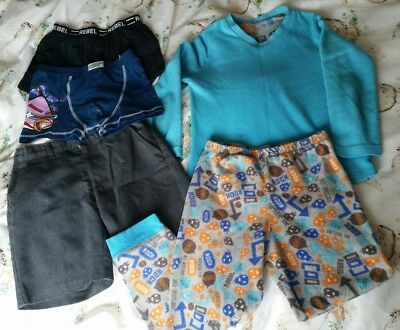 Bundle of Boys Clothes 5-6 years