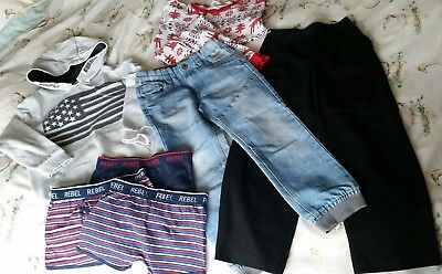 Bundle of Boys Clothes 6-7 Years