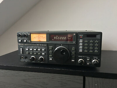 Icom IC-R7000 VHF-UHF 25 to 2000 MHz : AM, AM-W, FM, FM-W, FM-N, USB and LSB