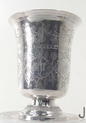 Post 1838 .950 French Silver Cup Very Nice