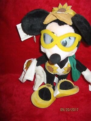 Disney Minnie  Florida Beach  Plush