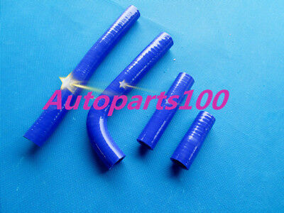 For YAMAHA YZ426F radiator Blue silicone hose 2000 2001 2002 00 01 02