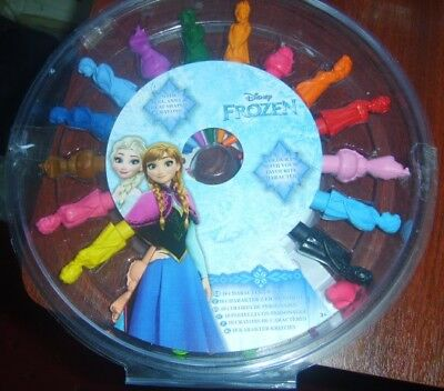 4 X Frozen Assorted Items, Other Toys And Clothing, All New. Cost Over £20.00