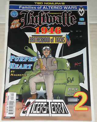 Families of Altered Wars: Luftwaffe 1946 (Antarctic) Nr. 117 *TED NOMURA* 2004